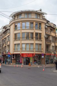 Апартамент Лермонтов. Настаняване в центъра на Бургас