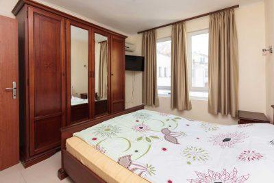 Apartment Patriarh Evtimii. Accomodation in Burgas